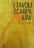 I tavoli Scarpa per Iuav