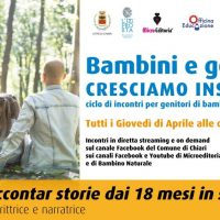 Elisa Mazzoli:  raccontar storie dai 18 mesi in su - Diretta video