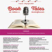 Bookinfluencer. Come sceglierli e creare una relazione efficace (webinar per editori) - iscrizione