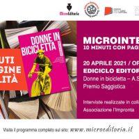 Ediciclo Editore - Donne in bicicletta - Diretta Video