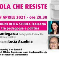 Scelte e Bisogni della Scuola italiana - Diretta video